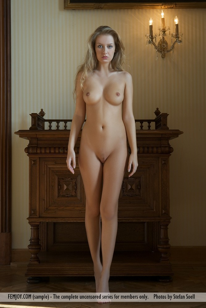 naked beautiful german women