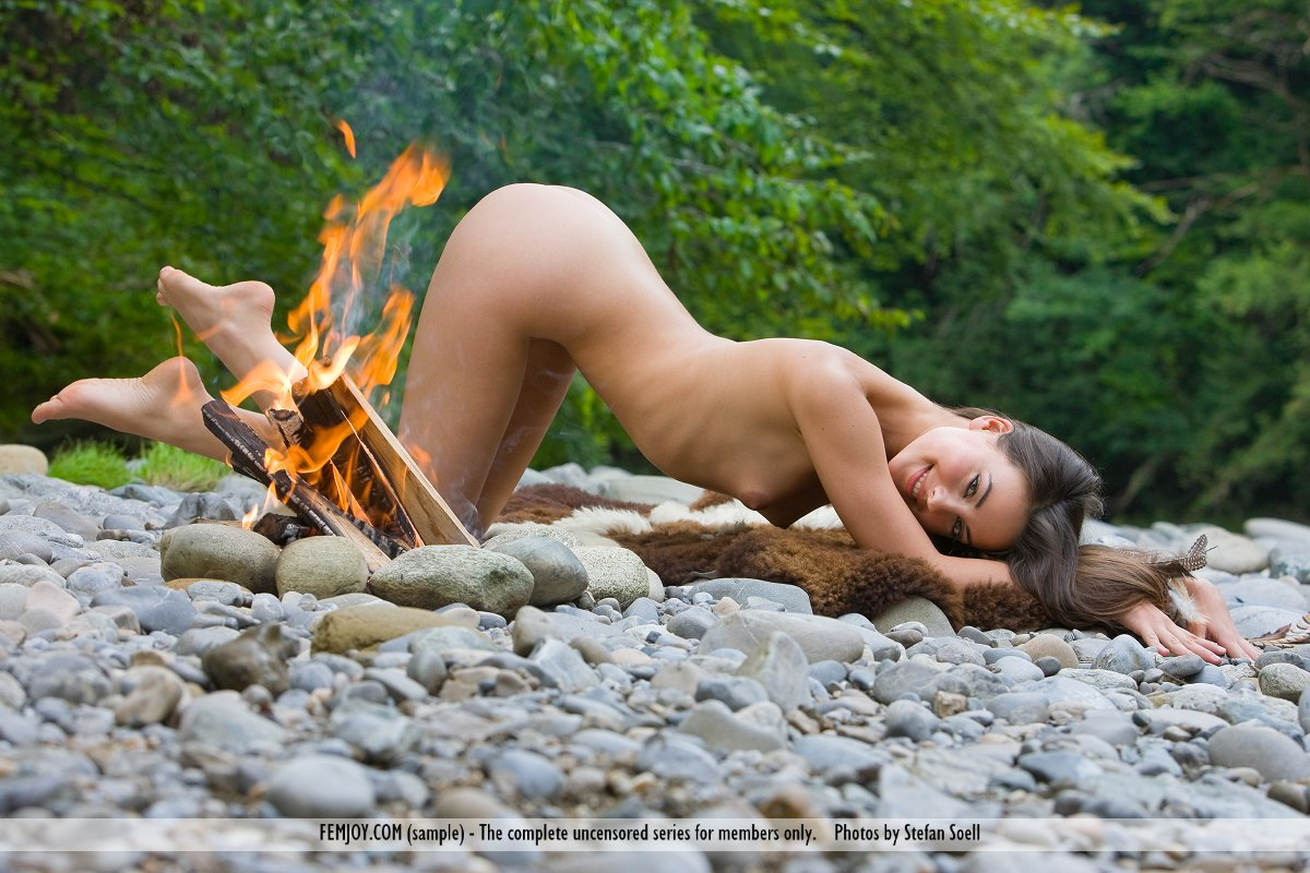 Mistaken. nude campfire girls consider, that