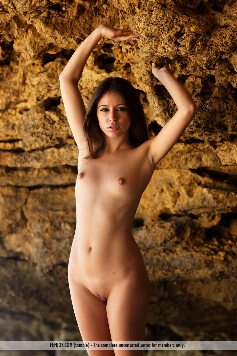cave naked women