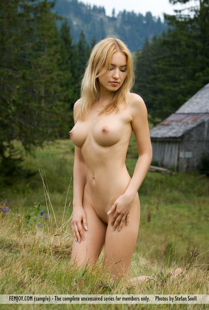 from Xander beautiful naked country girls