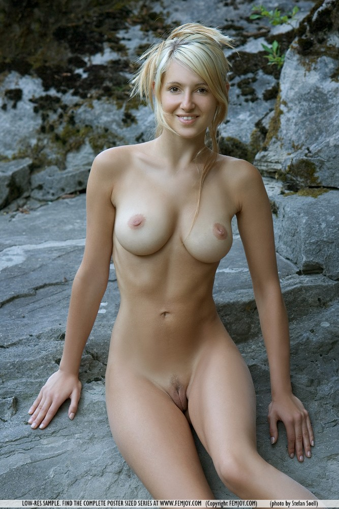 Naked German Teen