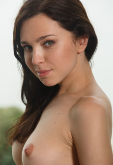 naked and sexy ukraine lady