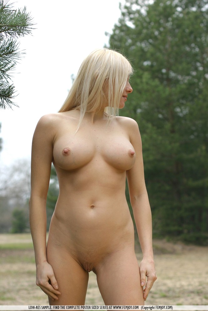 Blonde naked sweden with