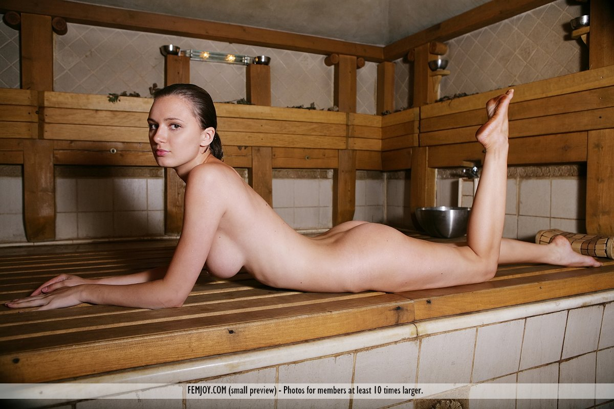 The question Naked finnish girls in sauna something also