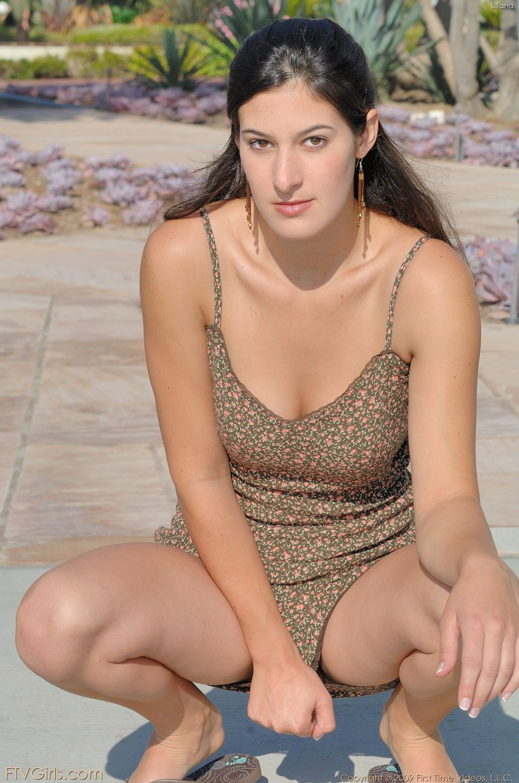 Nude liliana model pussy seems
