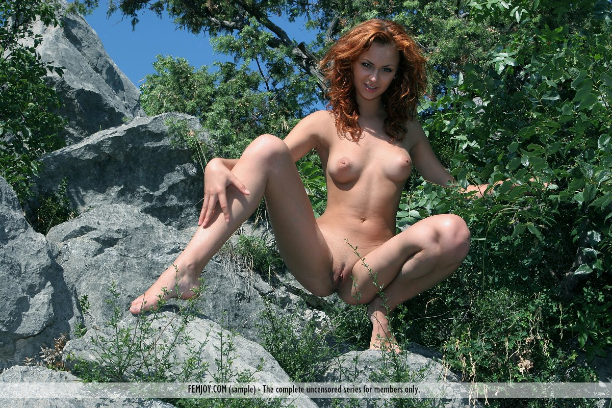 red hair naked girls