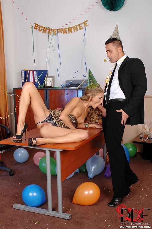 office party sex