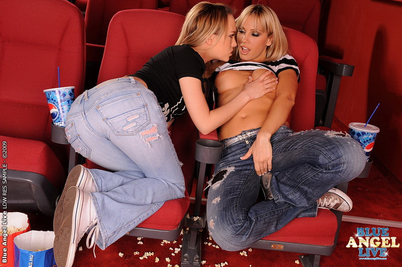 sex in a movie theater porn