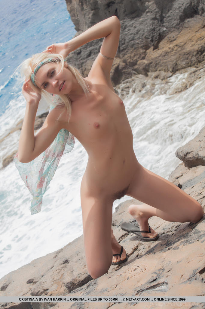 young nude bum