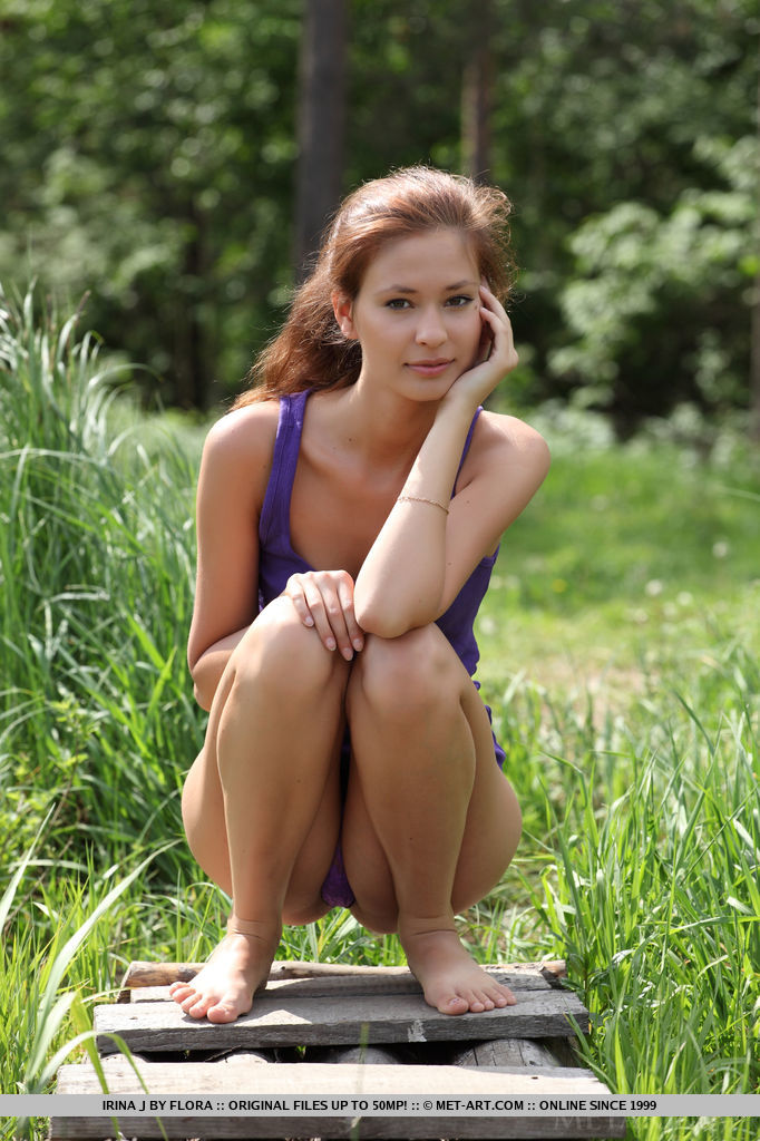 Not Redhead jogger stripping your